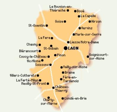 Vitrerie Miroiterie de l'Aisne (02)